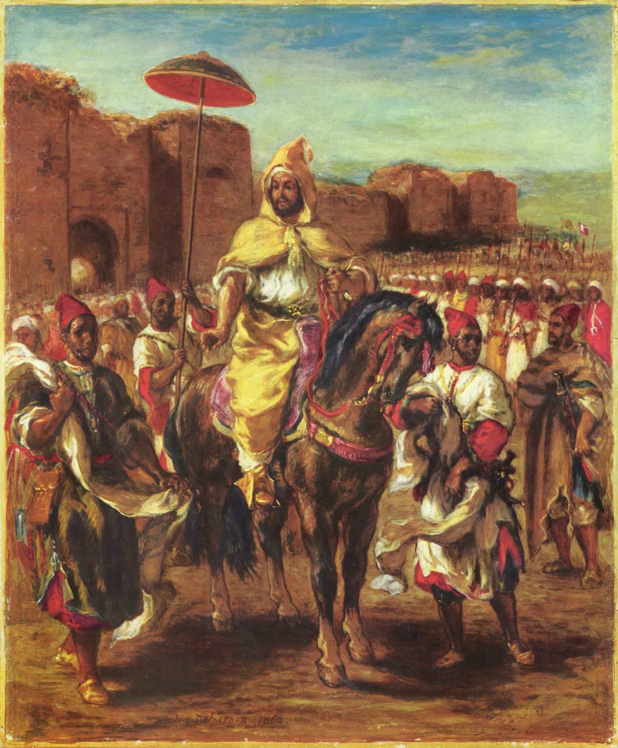 eugene delacroix most famous painting