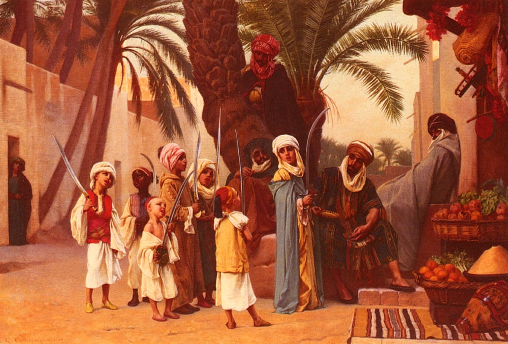 a tale of 1001 nights