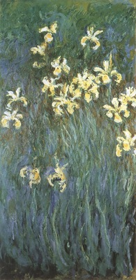 Yellow Irises [1914 1917]
