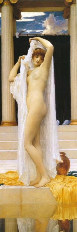 The Bath of Psyche c1890
