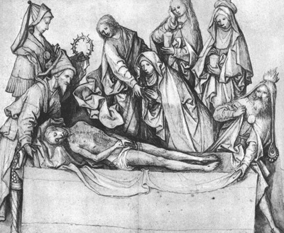 The Entombment WGA