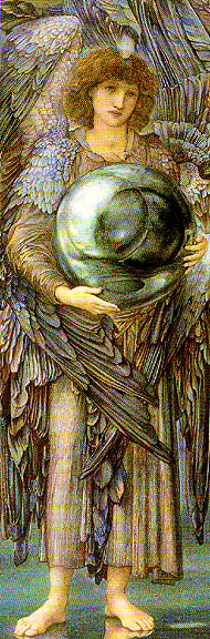 Ang20027 The Days of Creation The First Day Sir Edward Burne Jones sqs