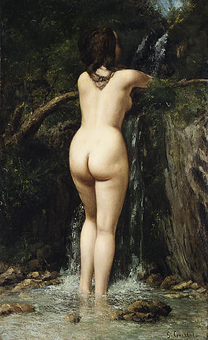 Courbet The Source