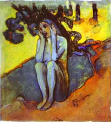 Gauguin Eve DonT Listen To The Liar