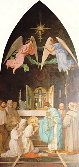 The Last Communion of St Gerome