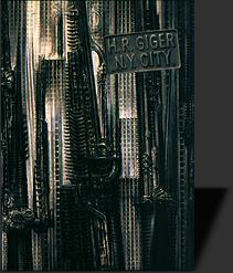 H R GIGERS NEW YORK CITY Sphinx 47 pages 39 5x28cm