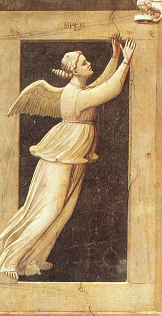 Giotto Scrovegni [46] Hope