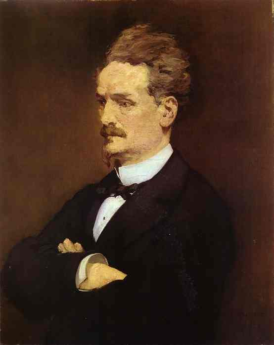 Edouard Manet Portrait of