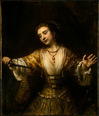 REMBRANDT LUCRETIA NGW