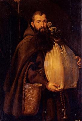 Sir Peter Paul Rubens (1577-1640): St. Felix av Cantalice