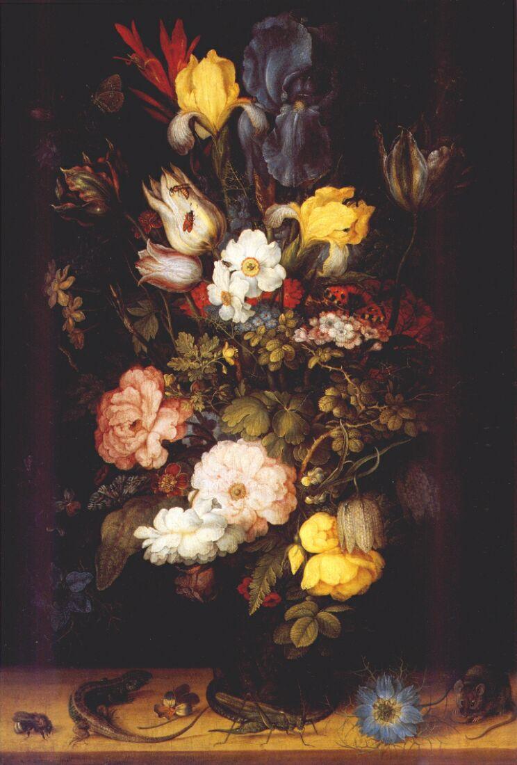 savery bouquet of flowers « Roelandt jacobsz Savery [Flemish