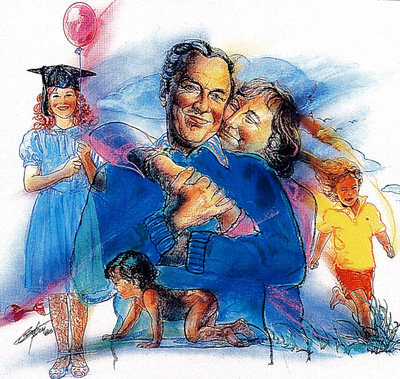 Pinturas de George Tsui