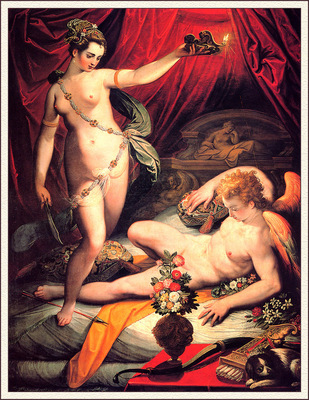 amore and psyche. amore and psyche