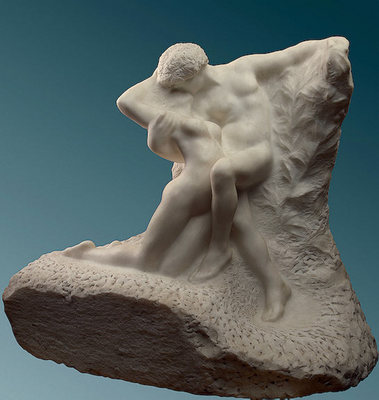 Rodin Auguste Eternal Spring early 1900s