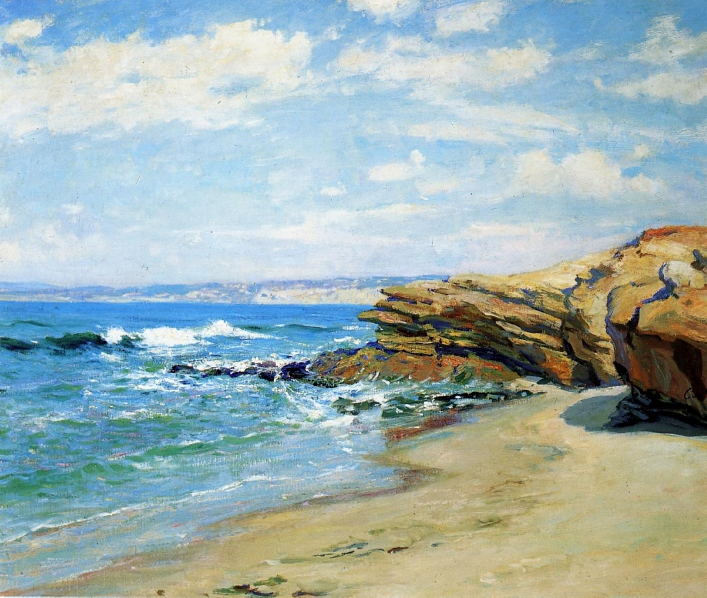 Artists Who Paint Coast