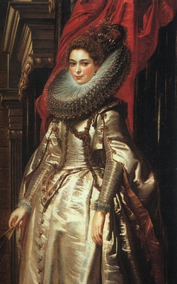 portrait of marchesa brigida spinola doria