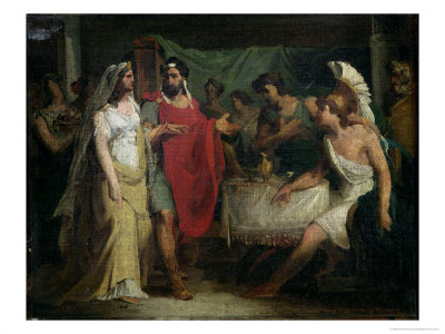 The Wedding of Alexander the Great
