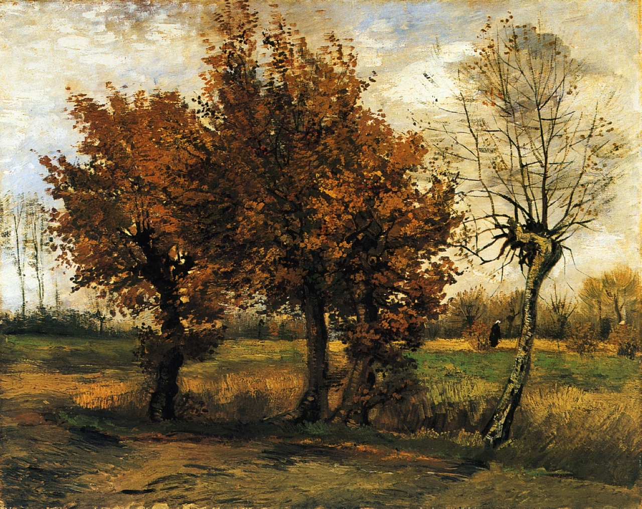 the art of early autumn