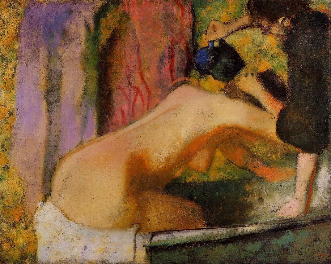 bath circa 1893 1898 art