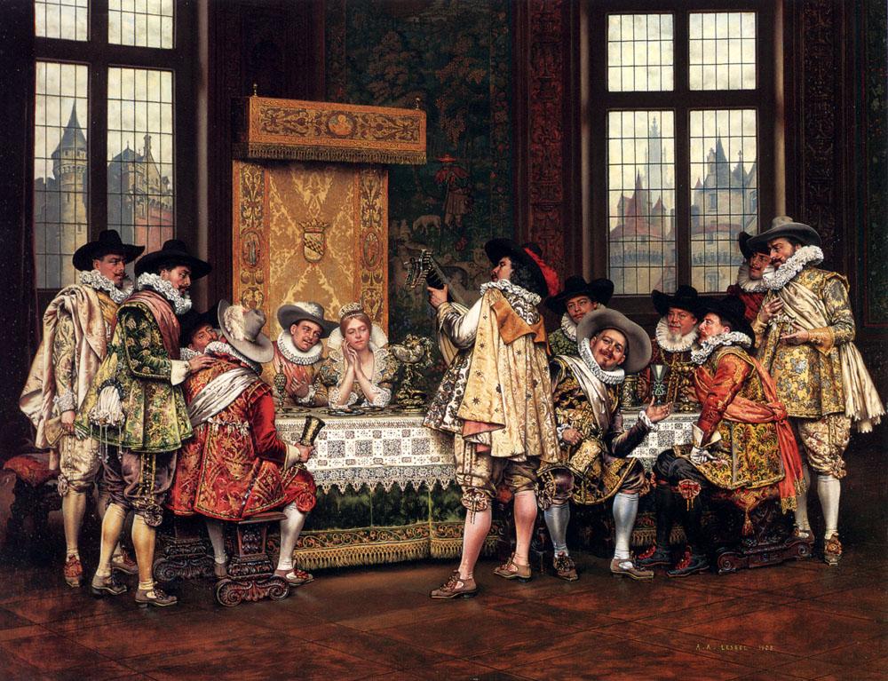титулы при королевском дворе проведения внутренних мероприятий