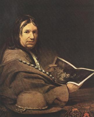 GELDER Aert de Self Portrait