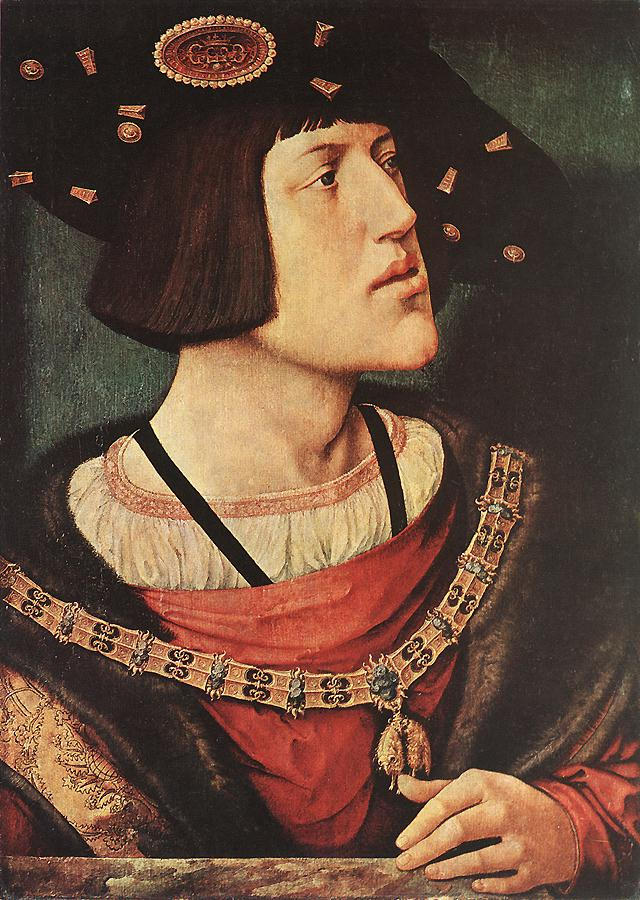 a brief biography of emperor charles v the son of joan the mad of castille and philip i of habsburg
