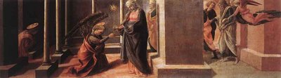 LIPPI Fra Filippo Announcement Of The Death Of The Virgin