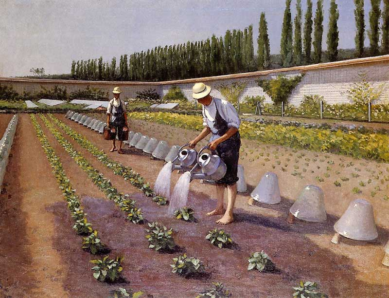 a biography of french artist gustave caillebotte