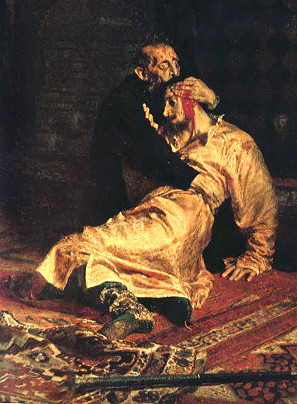 Ivan the Terrible and His Son dt1