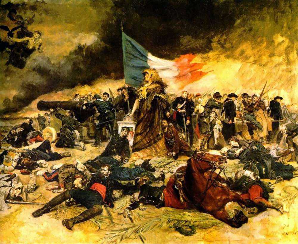 an overview of the downfall of spain and france And in spain the spanish  18th century - downfall spanish wars: 19th century  france and spain had a strong mutual hatred and the french would befriend.