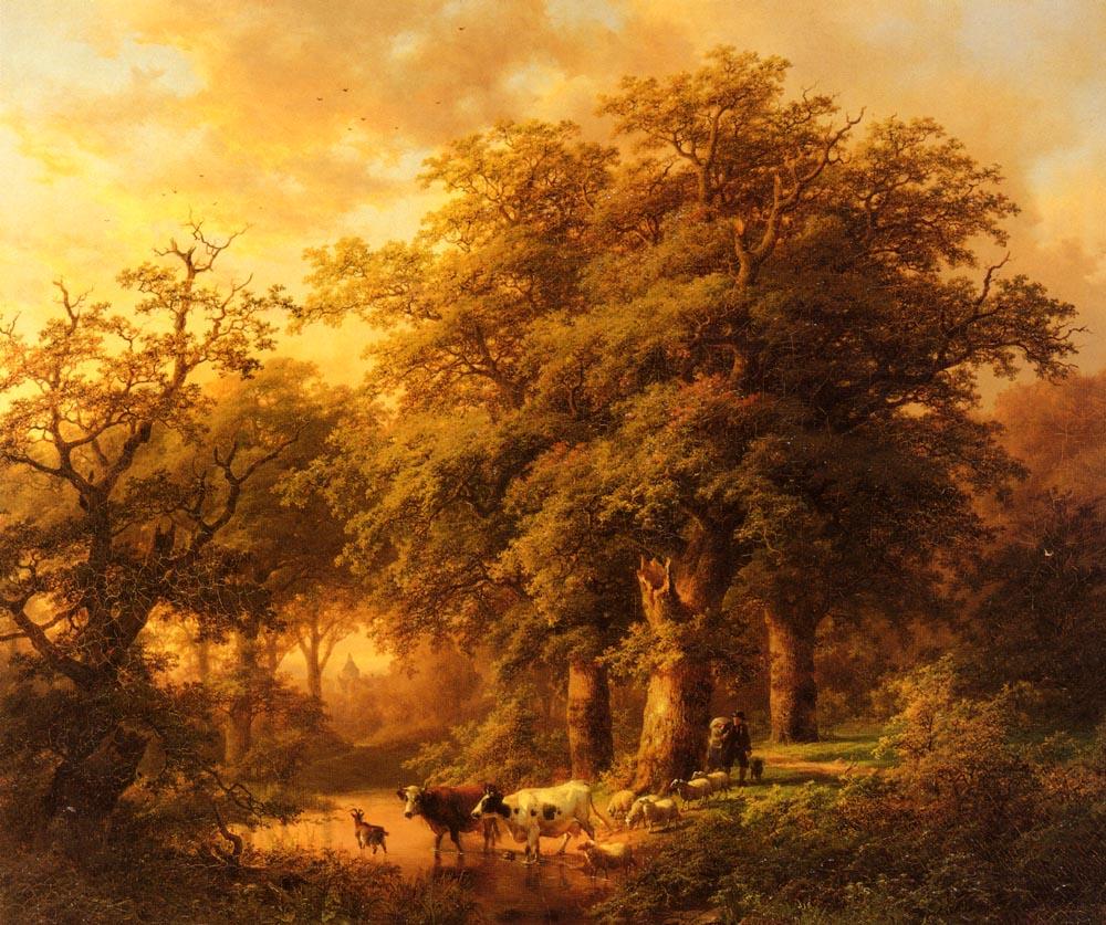 http://artmight.com/albums/classic-j/Johann-Bernard-Klombeck-1815-1893/Klombeck-Johann-Bernard-Summer.jpg