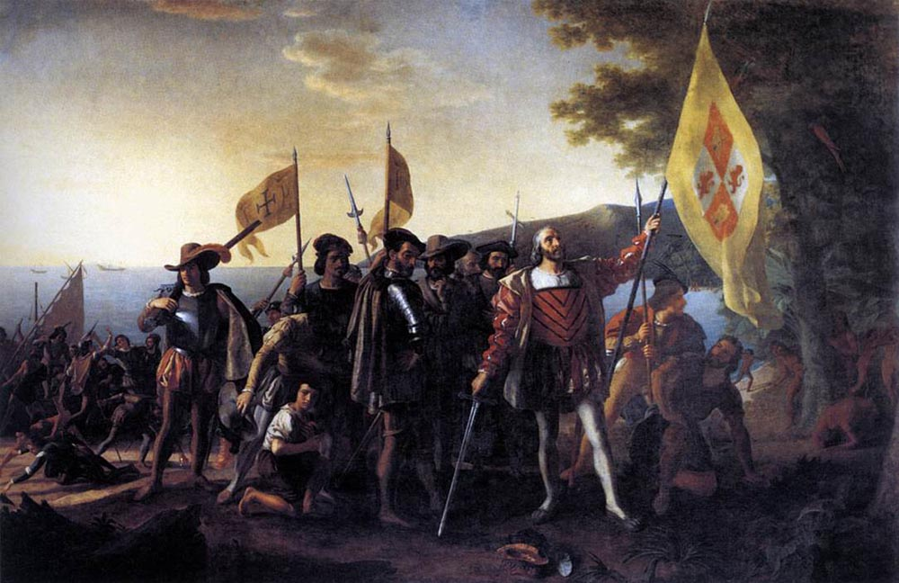 the brutality of the european invasion of the new world in the documentations of bartolome de las ca