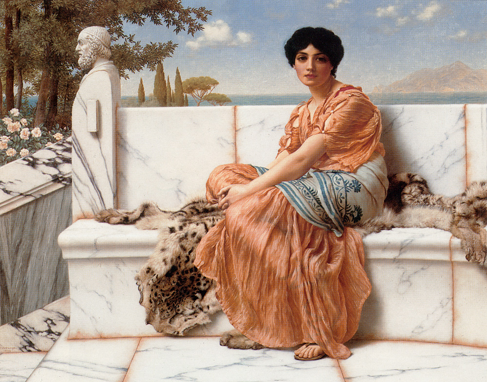 """women in classical greece Primary texts about women in classical athens and sparta provide an excellent, if extreme, example of one of the main themes in the 100-level """"world history to 1500."""