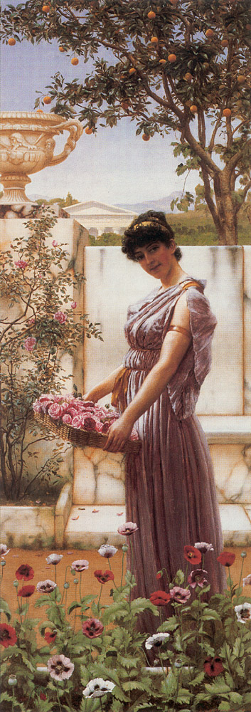 godward the flowers of venus