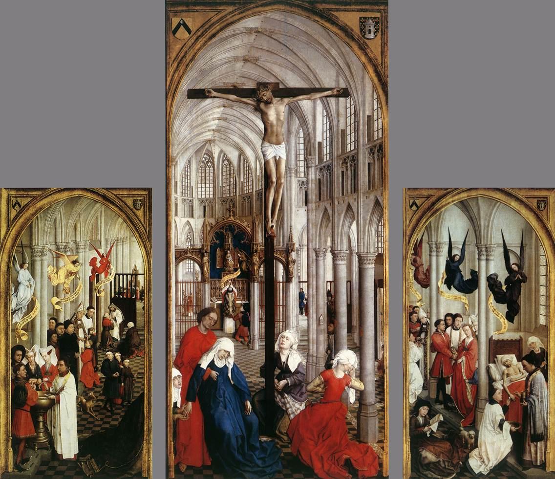 Weyden Seven Sacraments