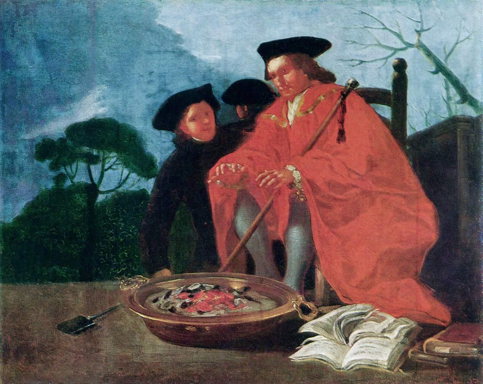 a biography of francisco jose de goya y lucientes