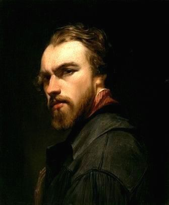 Théodore Canneel - Self portrait